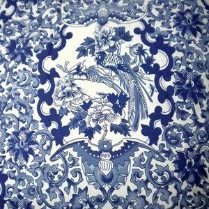 RALPH LAUREN Porcelain Tamarind KING COMFORTER SET